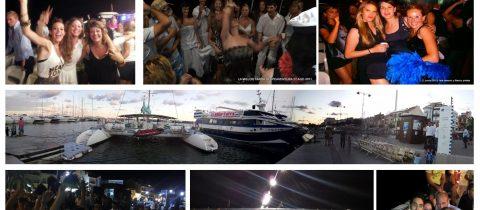 Despedidas catamaran Barcelona
